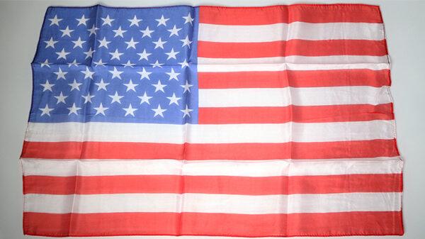 Mismade Flag With A Twist (14 inch x 21 inch) by Magic by Gosh
