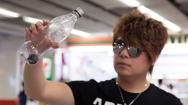 BOTTLED (Black, Coke Zero) by Taiwan Ben