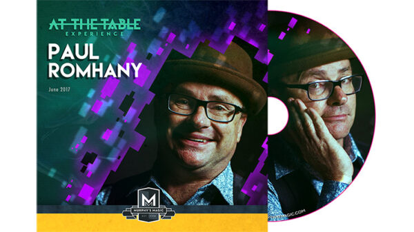 At The Table Live Lecture Paul Romhany - DVD