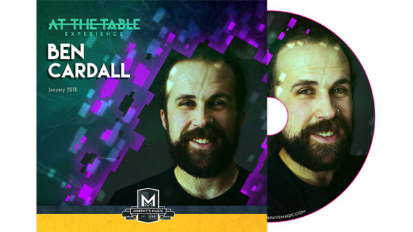 At The Table Live Ben Cardall - DVD