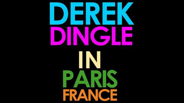 Derek Dingle in Paris, France by Mayette Magie Moderne - DVD