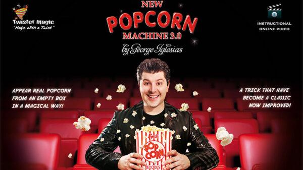 Popcorn Machine 3.0 by George Iglesias and Twister Magic