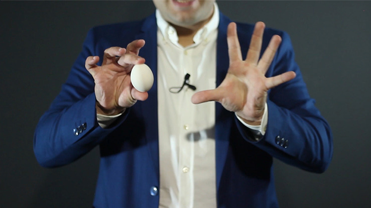 Silk to Egg PRO (White) by João Miranda