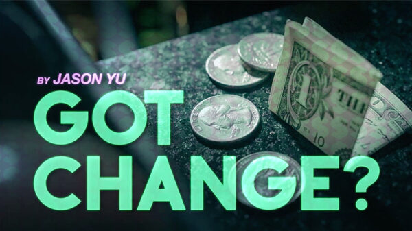 Got Change? by Jason Yu - DVD