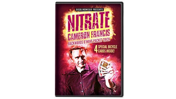 Nitrate Backwards B'Wave by Big Blind Media - DVD