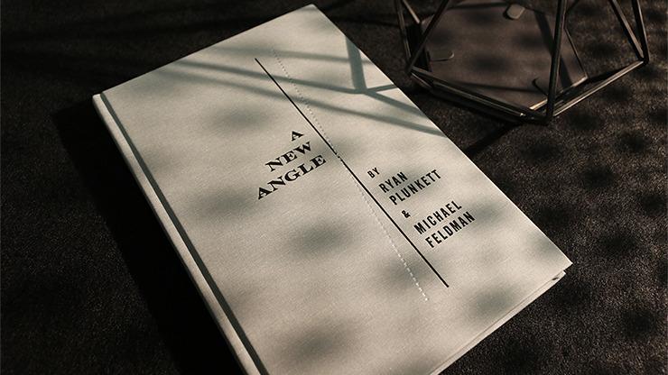 A New Angle by Ryan Plunkett & Michael Feldman - Book