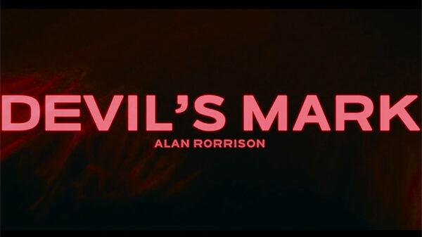 Devil's Mark by Alan Rorrison - DVD