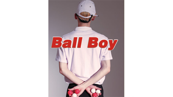 Ball Boy by Lee Myung Joon - DVD