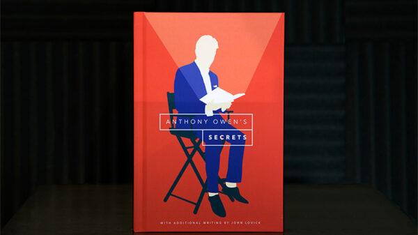 Secrets by Anthony Owen - Book