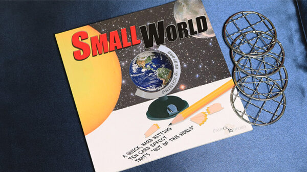 Small World by Patrick G. Redford - Book