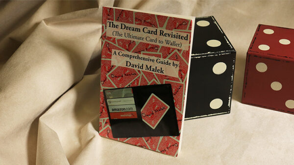 The Dream Card Revisited (The Ultimate Card to Wallet) - A Comprehensive Guide by David Malek - Book