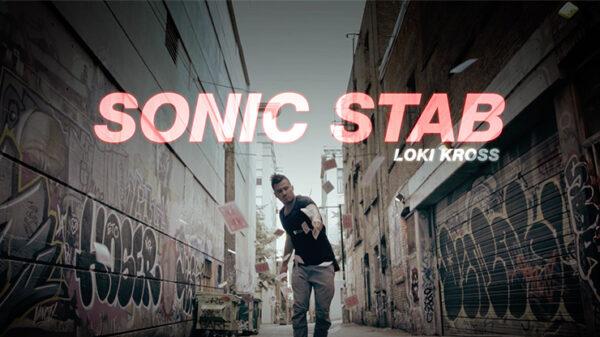 Sonic Stab by Loki Kross - DVD