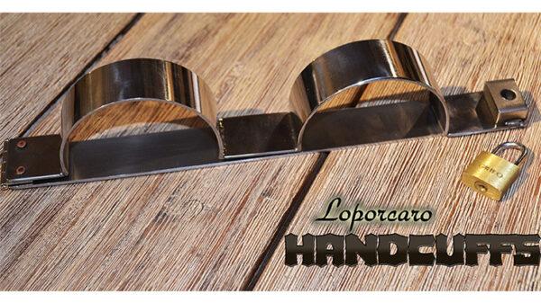 Loporcaro Handcuffs by Amazo Magic