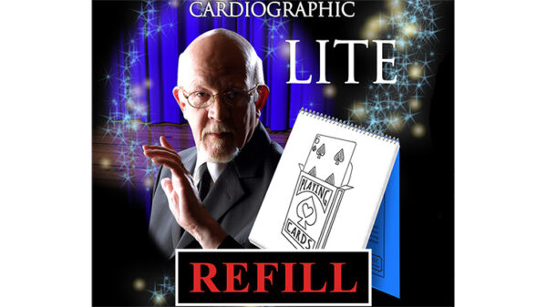 Cardiographic Lite Refill by Martin Lewis