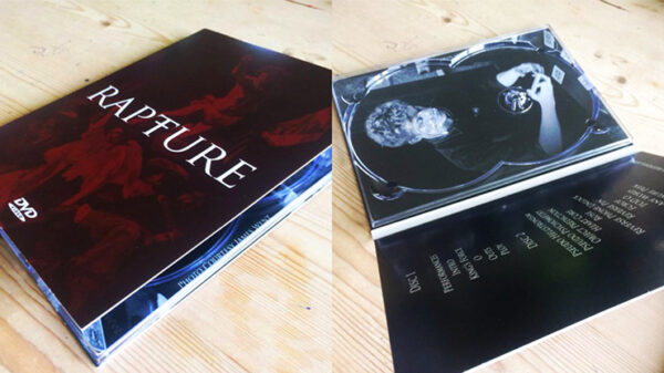 Rapture (2 DVD Set) by Ross Taylor and Fraser Parker - DVD