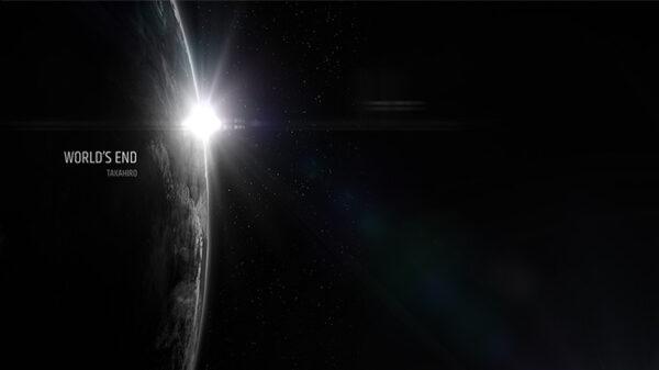 World's End by Takahiro - DVD