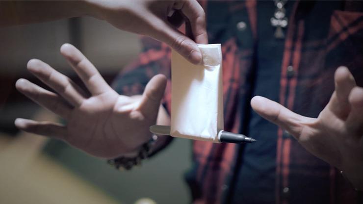Vanishing Sharpie by SansMinds Creative Lab - DVD