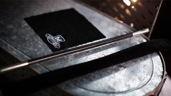 Professional's Magic Wand (Ebony/Silver Tip) by Murphy's Magic Supplies Inc.