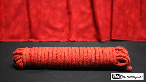 Cotton Rope (Red) 50 ft by Mr. Magic