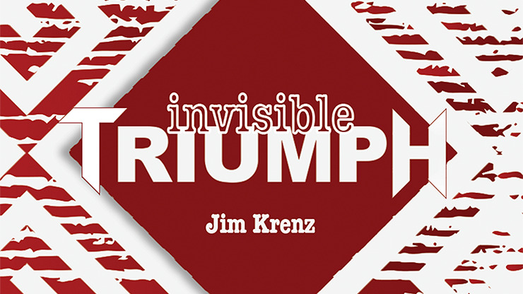 Invisible Triumph by Jim Krenz