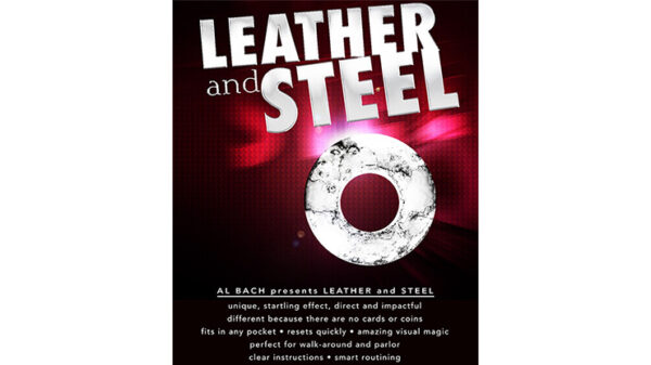 LEATHER and STEEL by Al Bach