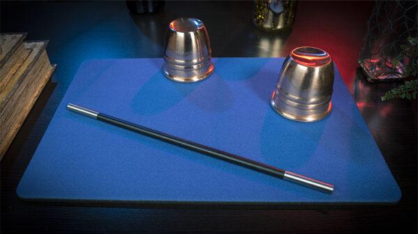 Standard Close-Up Pad 11X16 (Blue) by Murphy's Magic Supplies