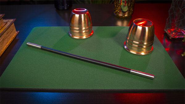 Standard Close-Up Pad 11X16 (Green) by Murphy's Magic Supplies