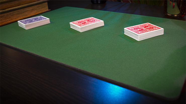 Standard Close-Up Pad 16X23 (Green) by Murphy's Magic Supplies