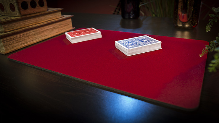 Economy Close-Up Pad 11X16 (Red) by Murphy's Magic Supplies