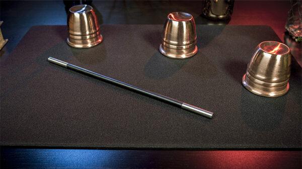 Economy Close-Up Pad 16X23 (Black) by Murphy's Magic Supplies