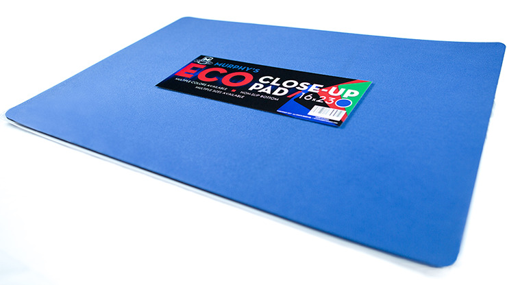 Economy Close-Up Pad 16X23 (Blue) by Murphy's Magic Supplies