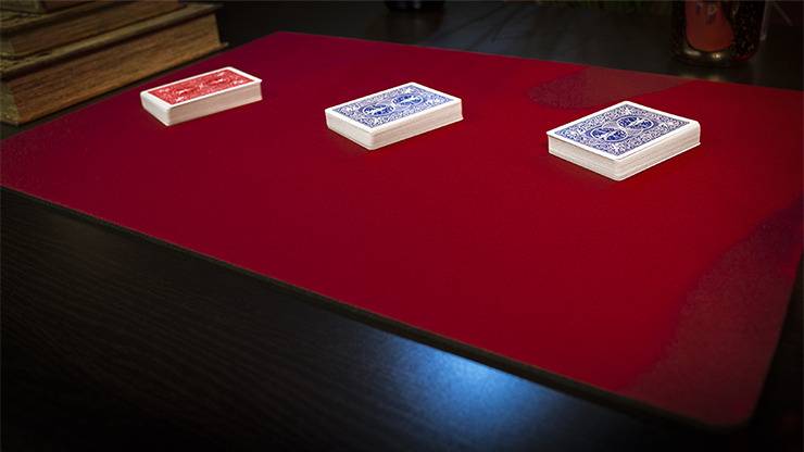 Economy Close-Up Pad 16X23 (Red) by Murphy's Magic Supplies
