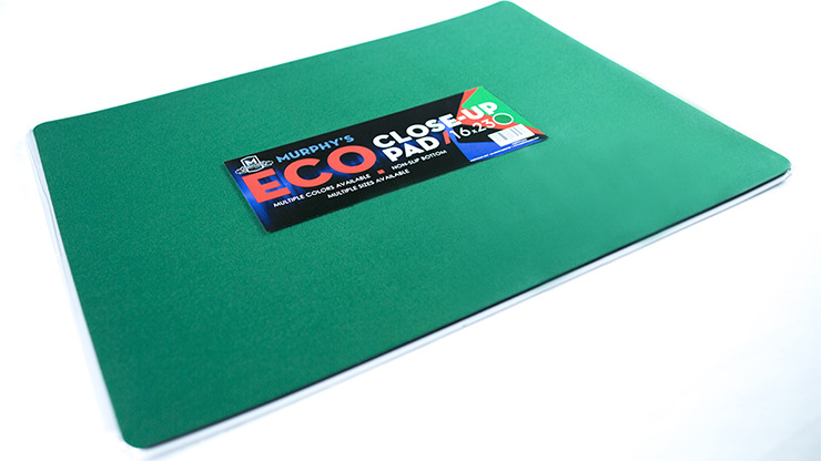 Economy Close-Up Pad 16X23 (Green) by Murphy's Magic Supplies