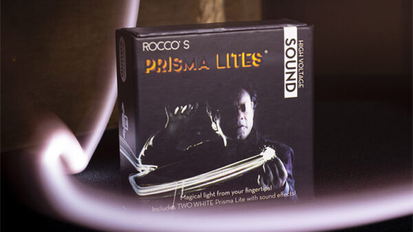 Rocco's Prisma Lites SOUND Pair (High Voltage/White)