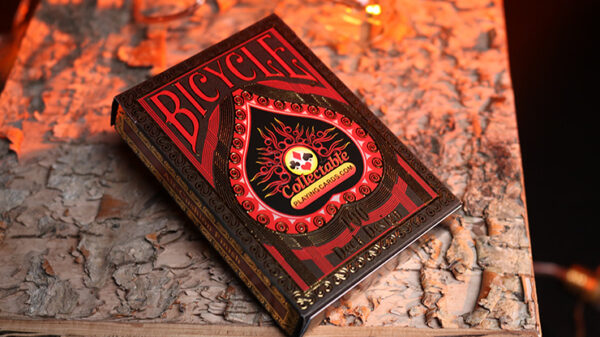 Bicycle Limited Edition CPC 100th Deck Design