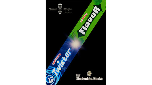 Tumi Magic presents Twister Flavor (Chiclets) by Snake