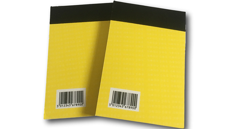 Force Pad 2 (Small/Yellow) Set of Two by Warped Magic