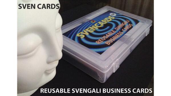 Svengali Cards (Blank) by Sven Lee