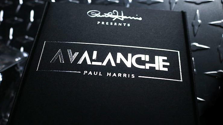Paul Harris Presents AVALANCHE Red by Paul Harris