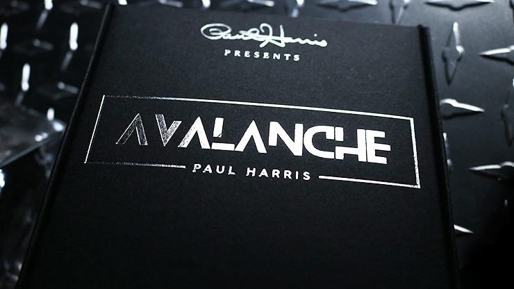 Paul Harris Presents AVALANCHE Blue by Paul Harris