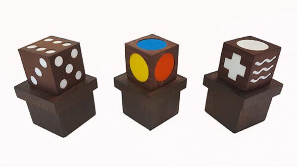 Tora Mental Cube (Color) by Tora Magic