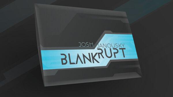 Blankrupt Thick Strip UK Version by Josh Janousky