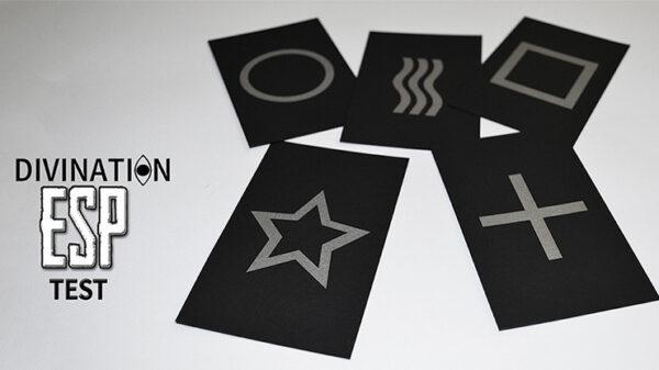 Divination ESP Test by Amazo Magic