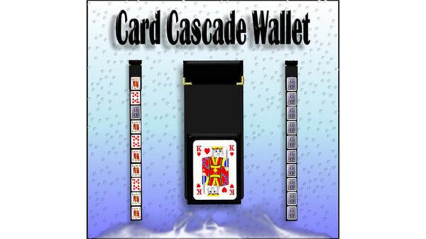 Card Cascade Wallet by Heinz Minten