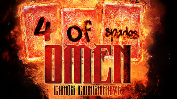 Omen by Chris Congreave - DVD
