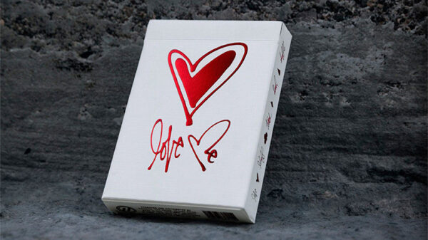 Love Me Playing Cards by theory11