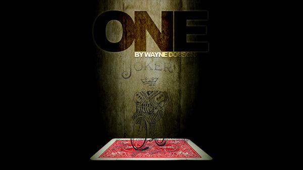 ONE by Wayne Dobson