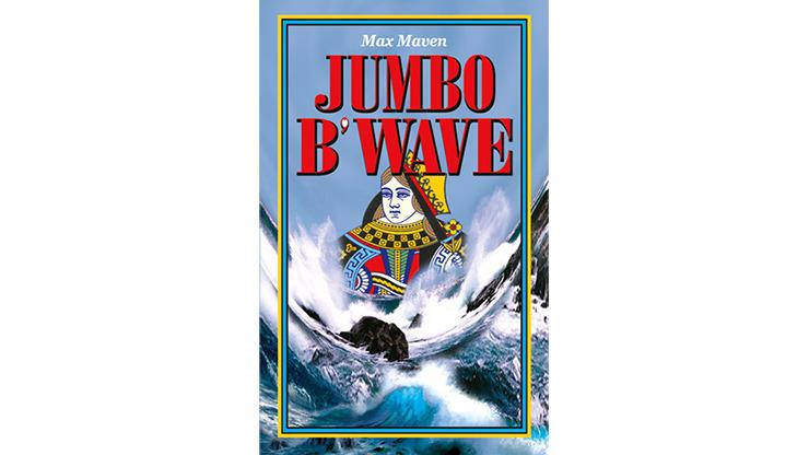 Max Maven's Jumbo B'Wave (Red Queen)