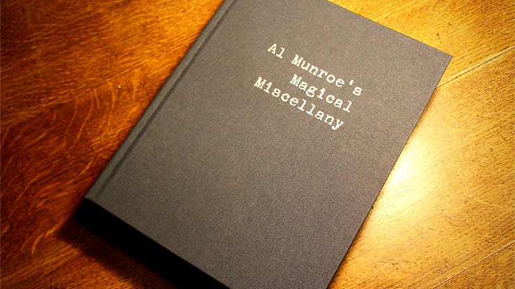 Limited Edition Al Munroe's Magical Miscellany (Hardbound)