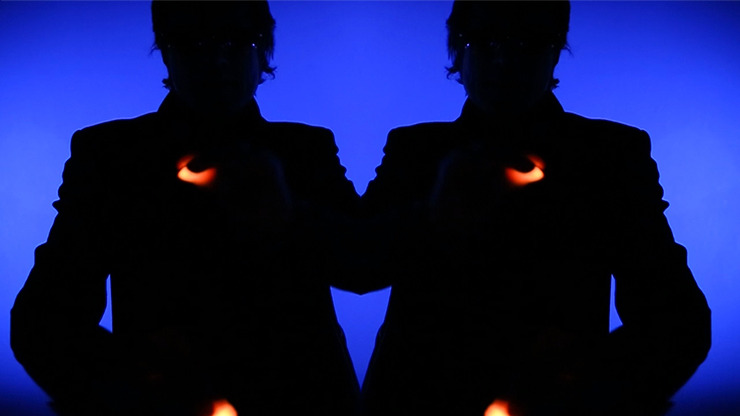 Rocco's SUPER BRIGHT Prisma Lites Pair JUNIOR (Red)